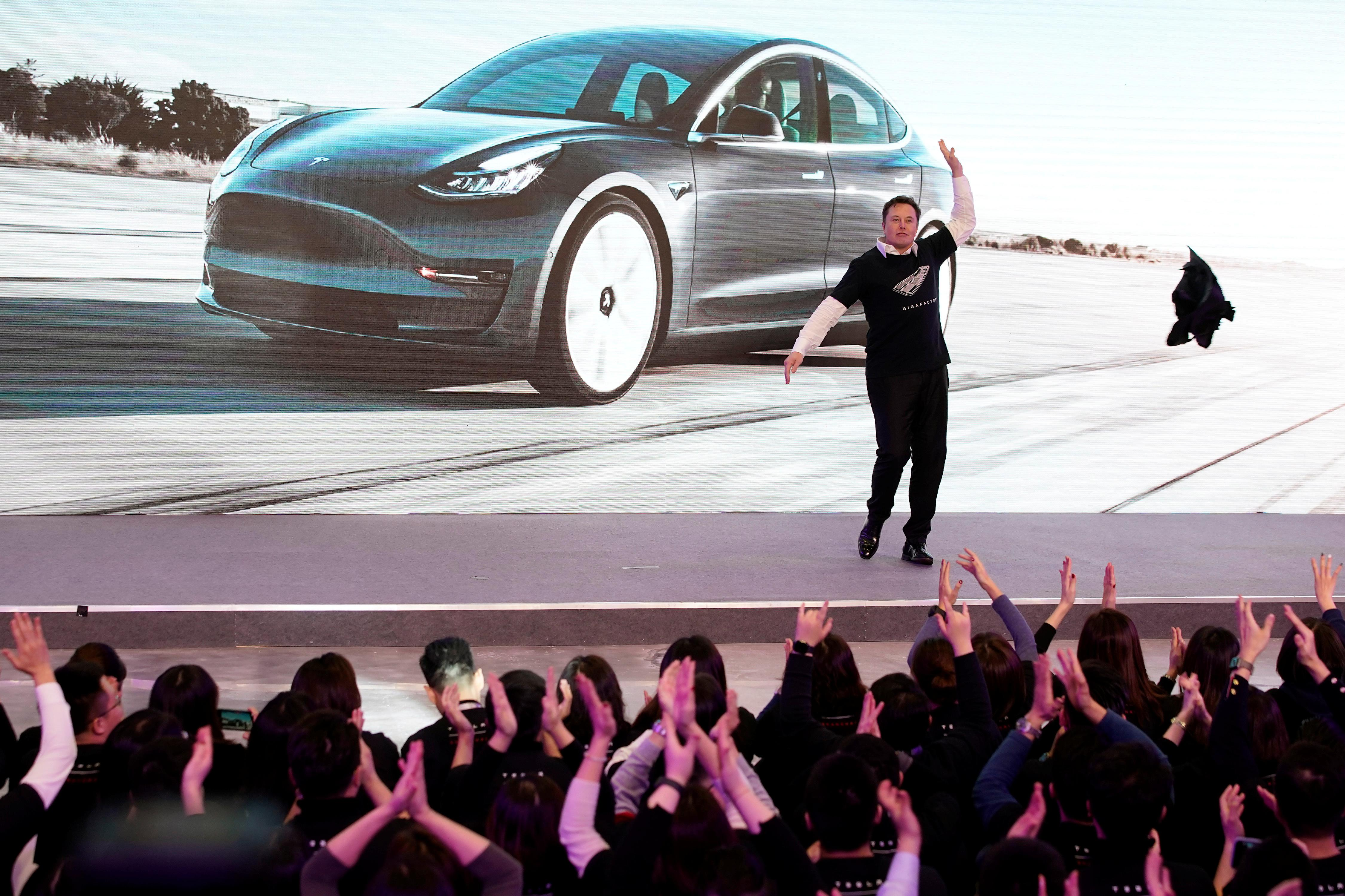 Tesla stock could hit $6,000 per share in the next five years, analyst says