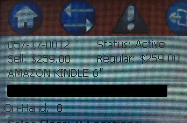 Kindle coming to Target on April 25?
