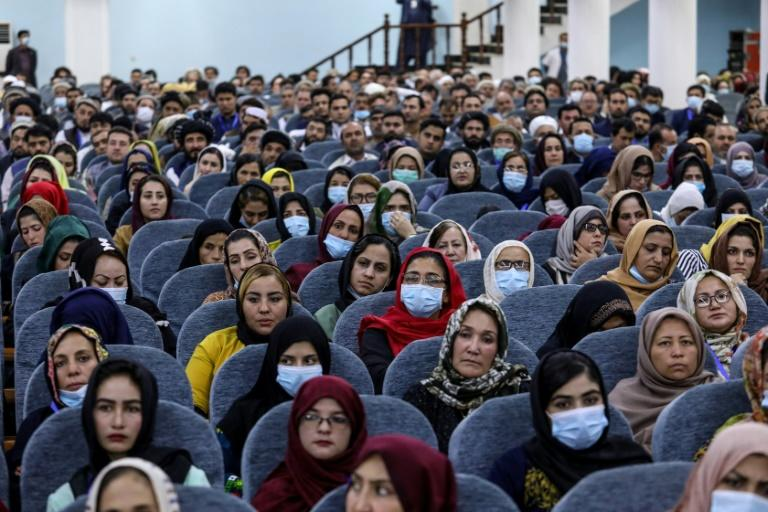 Thousands of prominent Afghan citizens are taking part in the loya jirga to decide whether to release 400 Taliban prisoners, including many involved in deadly attacks on civilians and foreigners