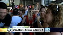 Sacramento Soccer Fans Rejoice In United States' 2-1 World Cup Win Over Ghana