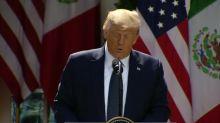Trump geht auf Kuschelkurs mit mexikanischem Präsidenten