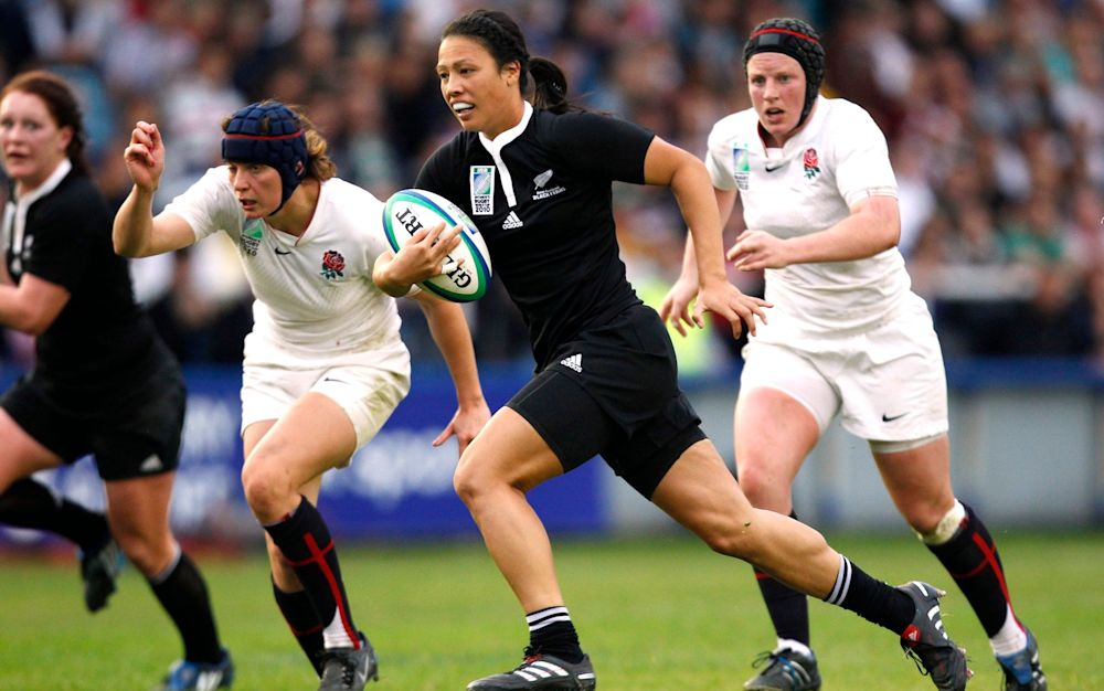 Carla Hohepa will be key if the Black Ferns are to regain the World Cup trophy - Action Images