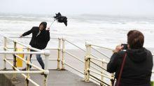 UK Weather: Remnants Of Hurricane Lorenzo To Bring Winds And Rain