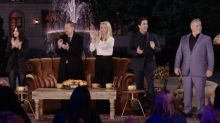See the 'Friends' cast back in action for emotional reunion trailer: 'Where's the tissue box?'