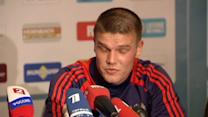 Russia won't take Luxembourg lightly, says Denisov