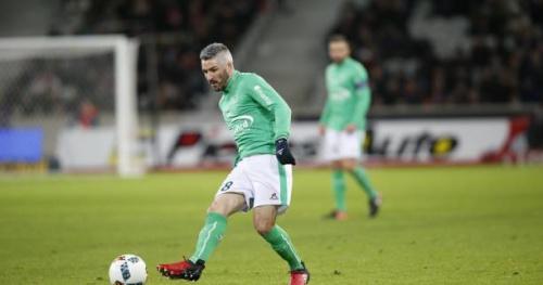 Foot - L1 - ASSE - ASSE : Fabien Lemoine de retour dans le groupe contre Dijon
