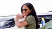 Meghan Markle is being mom-shamed for how she holds Archie — but parenting experts have her back