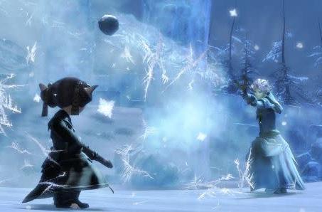 Guild Wars 2 devs show off Wintersday features