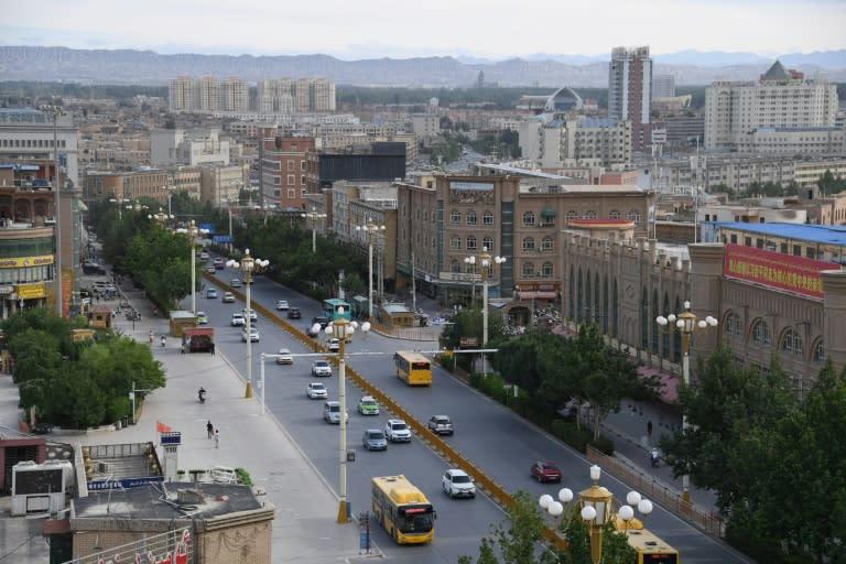 China hails Xinjiang jobs success as criticism mounts