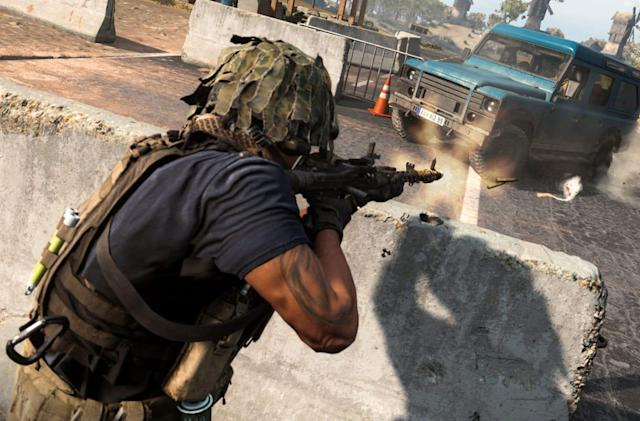 The first 'Call of Duty: Warzone' update aims to even the playing field