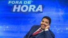 Comediante Paulo Vieira contrai meningite e é internado no Rio