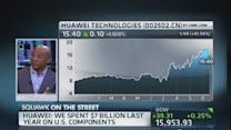 Huawei to leave US?