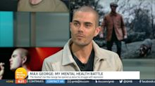 Max George hid depression battle in The Wanted by turning to alcohol