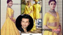 Alia Bhatt Orders A Sabyasachi Lehenga For Early 2020 Wedding With Ranbir Kapoor - EXCLUSIVE