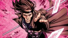 What the hell is happening to Channing Tatum's Gambit?