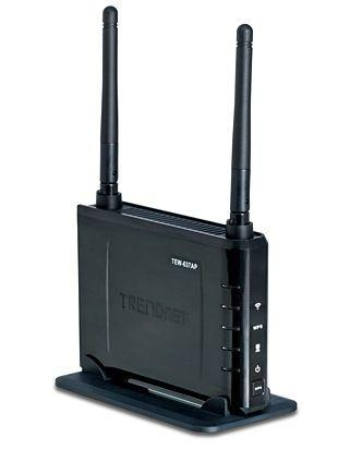 TRENDnet's 300Mbps Wireless Easy-N-Upgrader won't put your router out of a job
