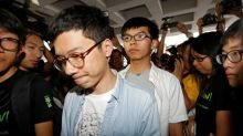 Critics cry foul as young Hong Kong democracy leaders get jail