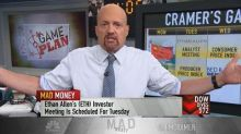 Cramer's game plan: Be on your toes and carry a lot of ca...