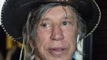 Mickey Rourke shares photo from hospital after another 'nose surgery,' declares himself 'pretty again'