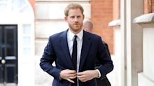 'Prince Harry said he'd never cross the line between royalty and showbiz before he met Meghan'