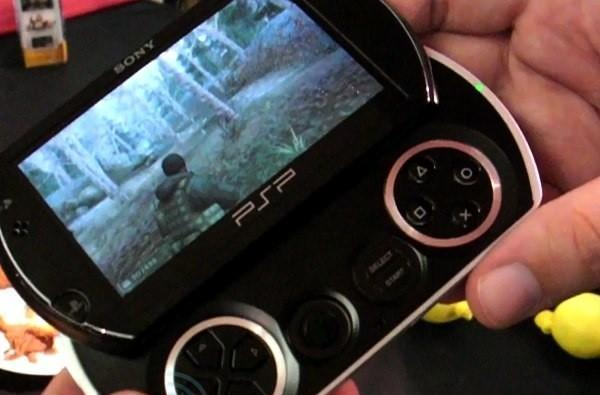 Sony said to have seriously considered second analog nub for PSP Go