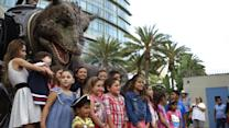 How to Make a Giant Creature - Watch the Giant Creature Marry a Couple & More Highlights from San Diego Comic-Con 2014