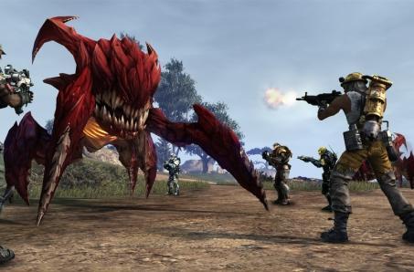 Defiance previews the next DLC pack, Gunslinger Trials