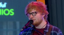 Ed Sheeran performs 'Hearts Don't Break Around Here'