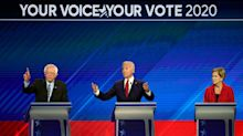 Democrats Spar Over Private Health Insurance At Presidential Debate