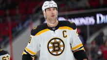 Bruins' Zdeno Chara 'going to be open-minded' about his future