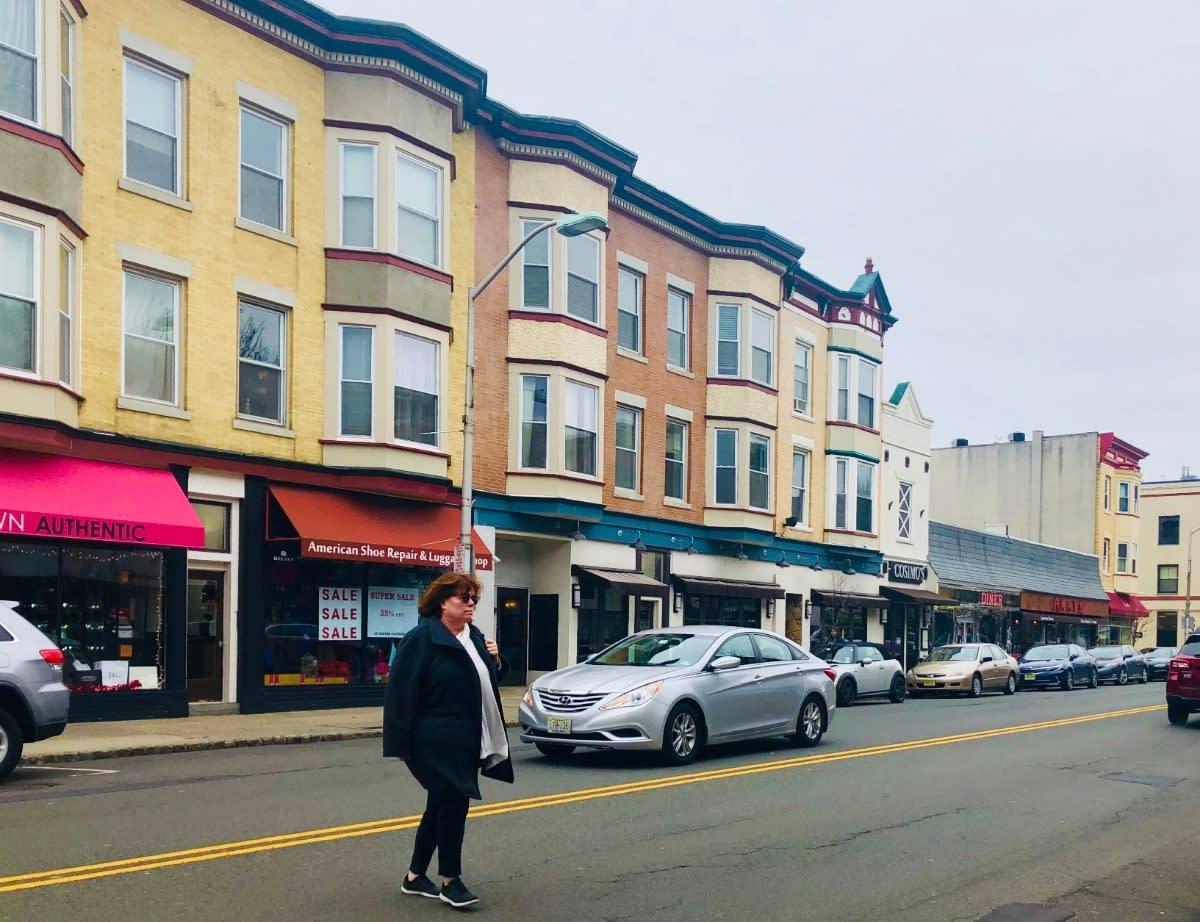 Downtown Westfield.