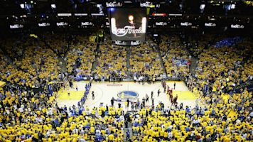 $100 can get you into Oracle Arena, but that's it