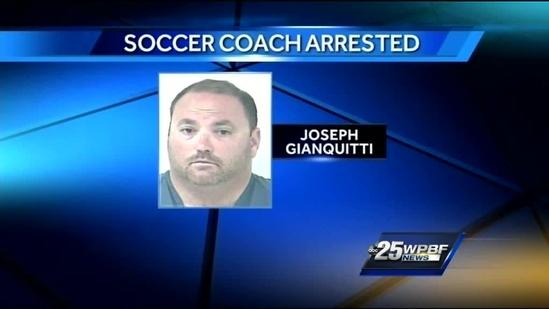 Port St. Lucie soccer coach accused of molesting teen