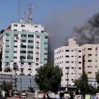 Israel bombs Hamas Gaza chief's home