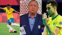 Jogos Olímpicos de Tóquio 2020 cresce audiência da Globo mesmo com cinco dias de transmissão