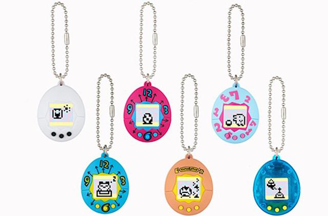 The classic Tamagotchi toy is back
