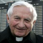 Former Pope Benedict's brother Georg dies at 96