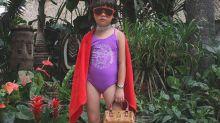 Coco, la fashionista de 6 años que es furor