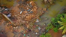 Cyclone wreaks havoc in Bangladesh refugee camps for Myanmar's Rohingyas