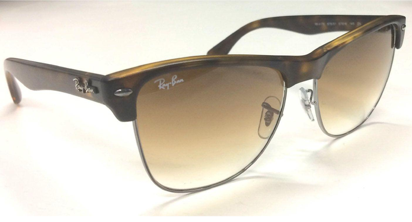 Urgent recall for Ray Ban sunglasses that could shatter and damage eyes