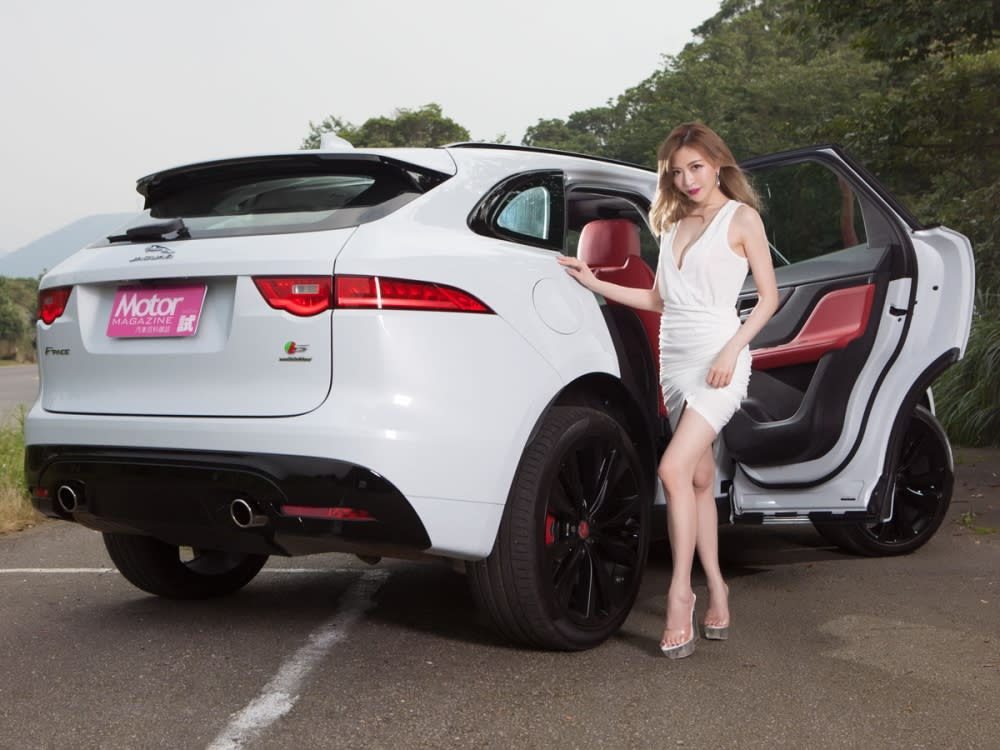 【Date With LUCY】另一種性格 Jaguar F-Pace S AWD