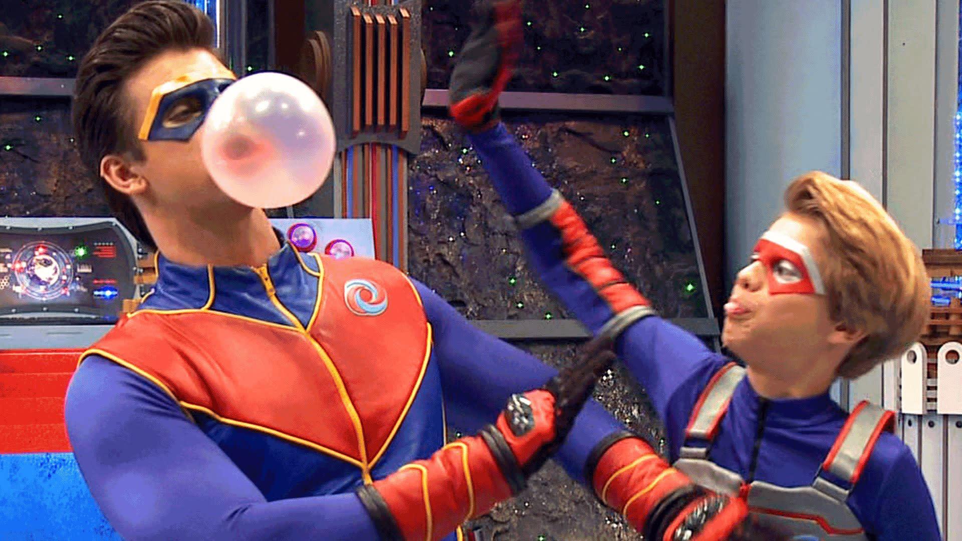 Henry Danger' & 'Game Shakers' Renewed By Nickelodeon