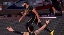 "Anthony Davis yelled ""Kobe"" after he sank game winner"