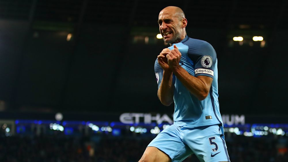 Zabaleta deserves to be remembered as Man City's first Premier League legend