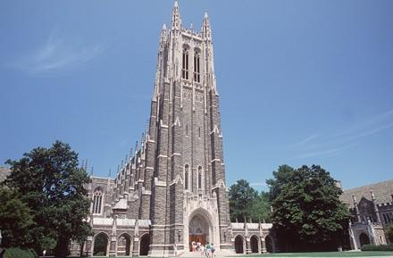 Duke University: home to world's largest 802.11n wireless network