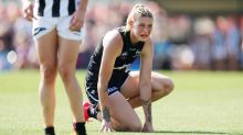 AFLW coach dismisses Harris 'useless' tag