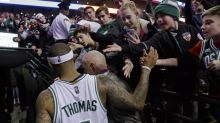 Isaiah Thomas erupts in 4th again for historic 52-point performance