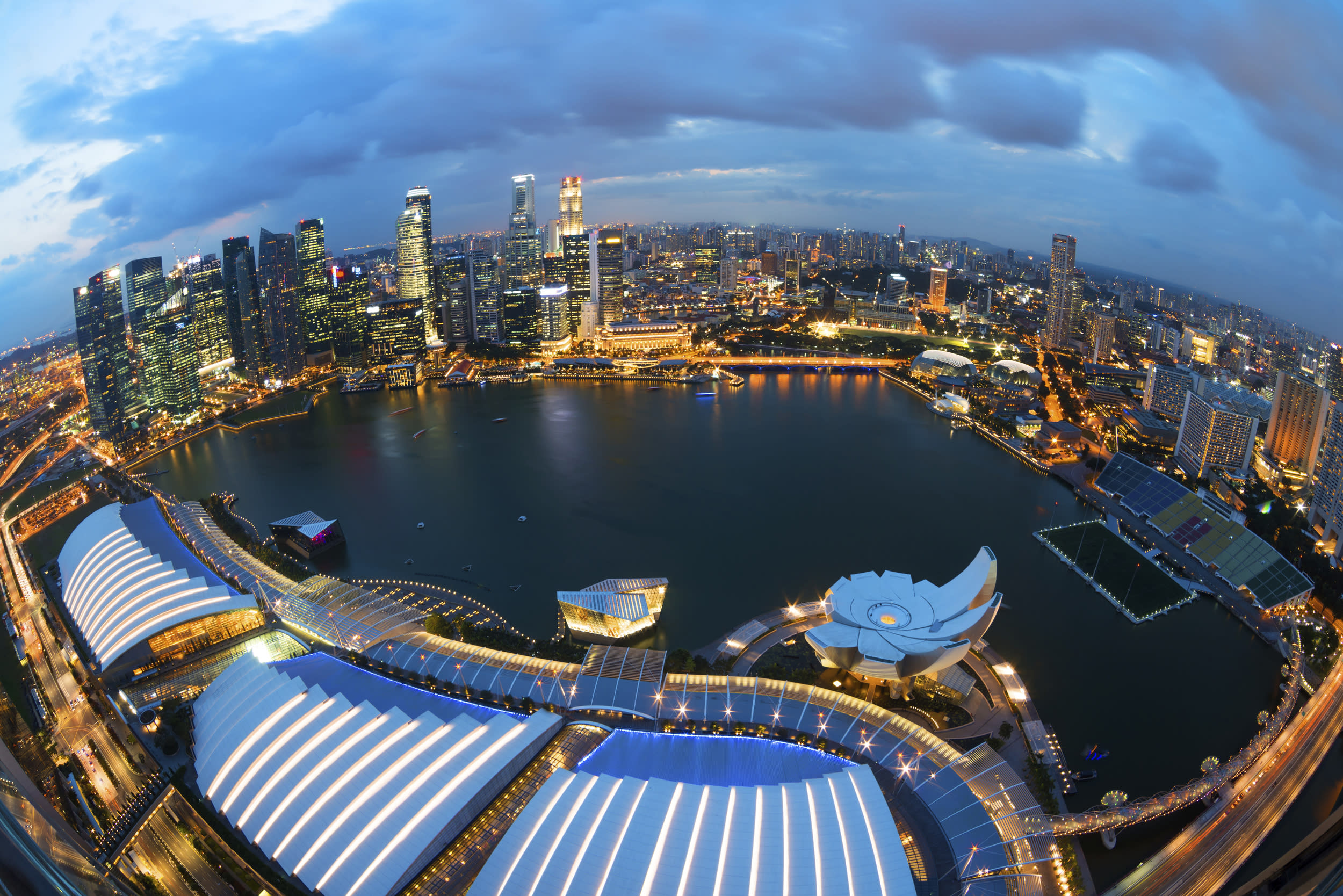 <p>Pension experts at Mercer have identified the countries with the best pension systems. At number 10 is Singapore.</p>  <p>The system is based on the Central Provident Fund, which covers everyone in a job. Some of the cash can be withdrawn during your working life, and a prescribed minimum drawn down at retirement as an income.</p>  <p>Overall, Singapore scored 65.9 out of 100. It fared well on sustainability measures, and integrity, but relatively low incomes in retirement dragged its combined score down.</p>