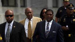 Bill Cosby drops remainder of federal suit against accuser