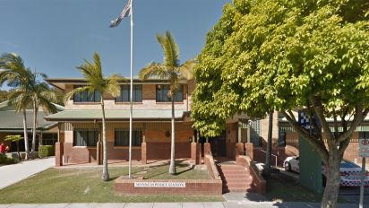 Mum 'stabbed daughter in face, neck'